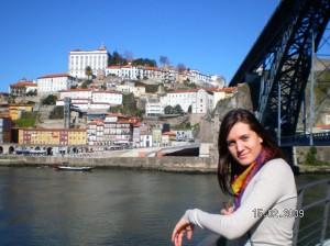 LeneBarbie in Porto